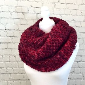 Express Chunky Knit Infinity Cowl Scarf